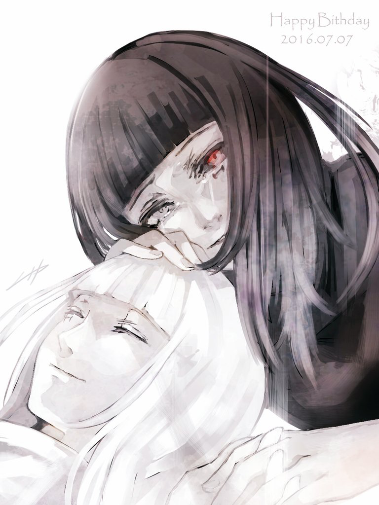 Poor Shiro, I cried at that part (*_*)I actually disliked Juuzou then. But I got over it..
