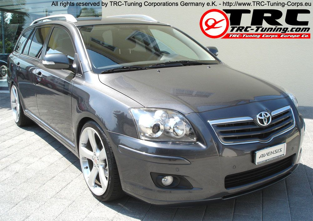 toyota avensis t25 auto pinterest toyota avensis. Black Bedroom Furniture Sets. Home Design Ideas