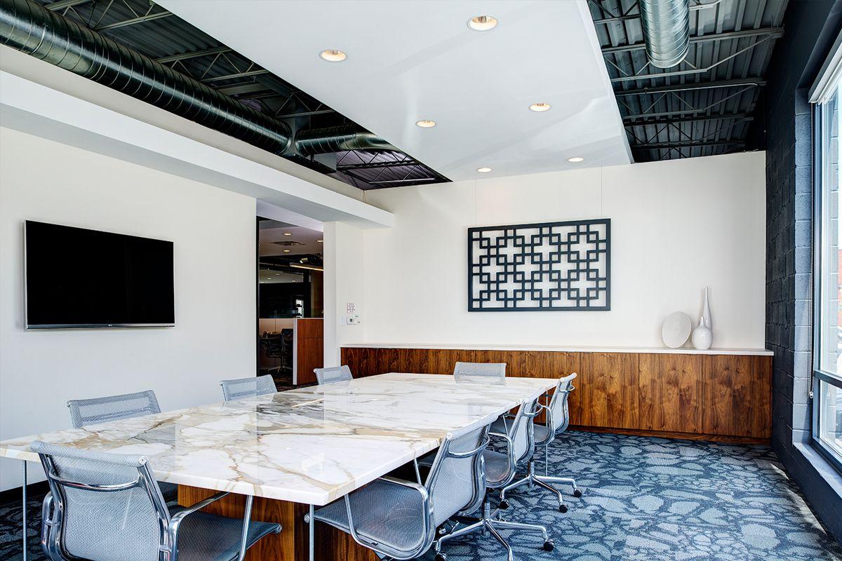 DePuySynthes Columbus Ohio Architect, Interior, Office