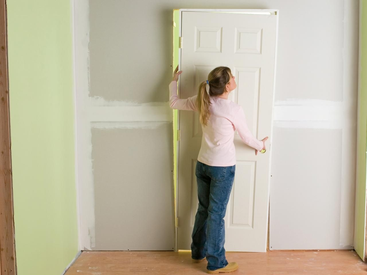 Captivating How To Install A Pre Hung Door