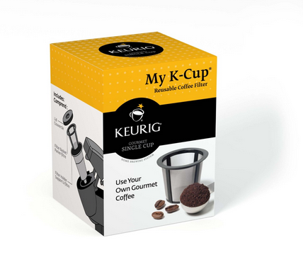Are You a Coffee Lover? Grab This Keurig My KCup Reusable