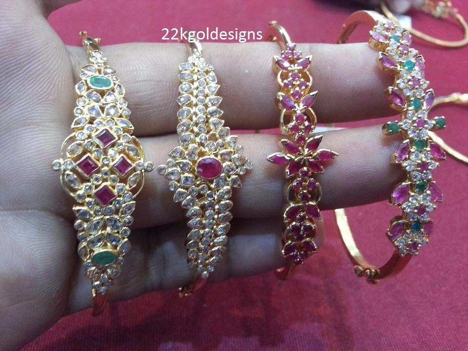 Light weight Bracelet Designs | Shravanthi | Pinterest | Bracelet ...