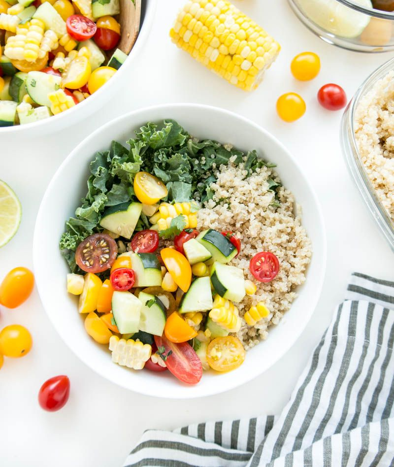 Summer Glow Salad Recipe Perfect appetizers