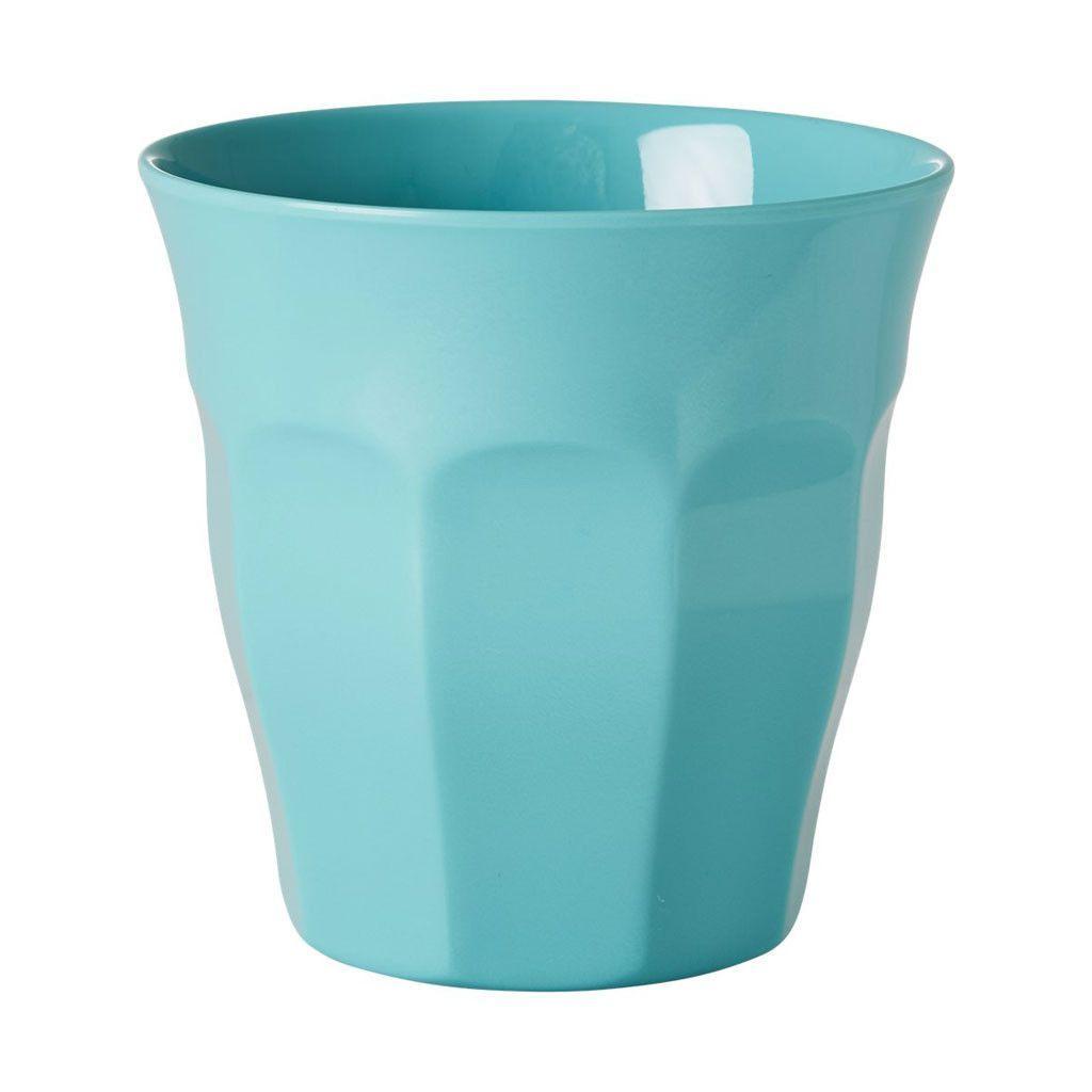 Melamine Cup Aqua