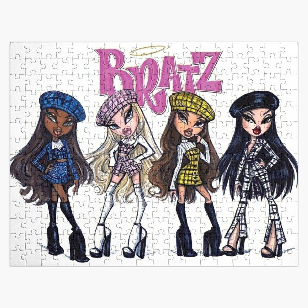 Bratz Jigsaw Puzzle by GirlsandBoys