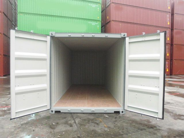 Pod storage and shipping