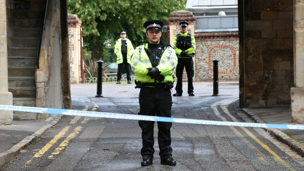 Three people dead after multiple stabbings in park in 2020