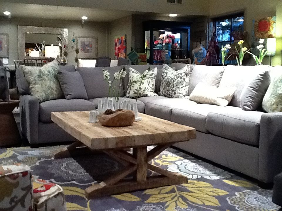 Lee industries sectional from gatehouse in orem Utah Gatehouse