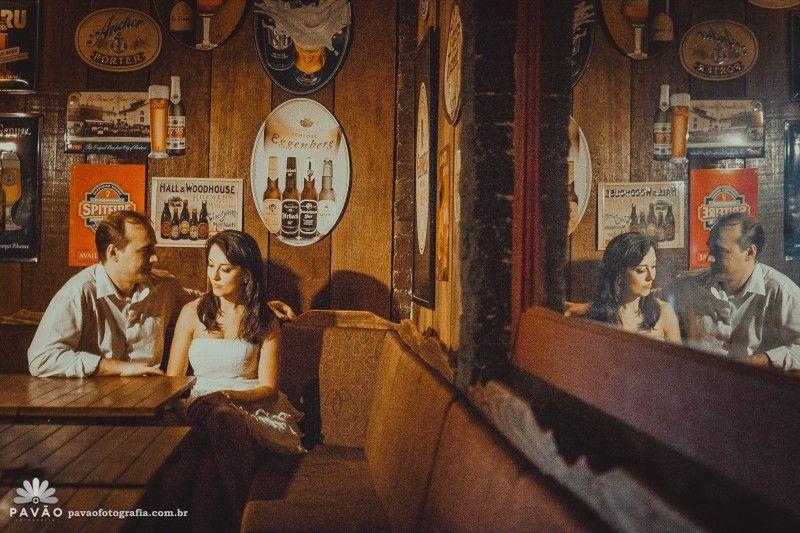 Fotógrafo de Casamento Novo Hamburgo RS Pub Cervejaria Maureen