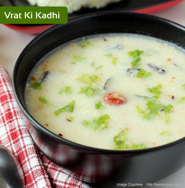 Vrat ki kadhi celebrate this janmastami with ideal kadi farali kadhi recipe vrat ki kadhi a healthy tasty indian soup for fasting forumfinder Gallery
