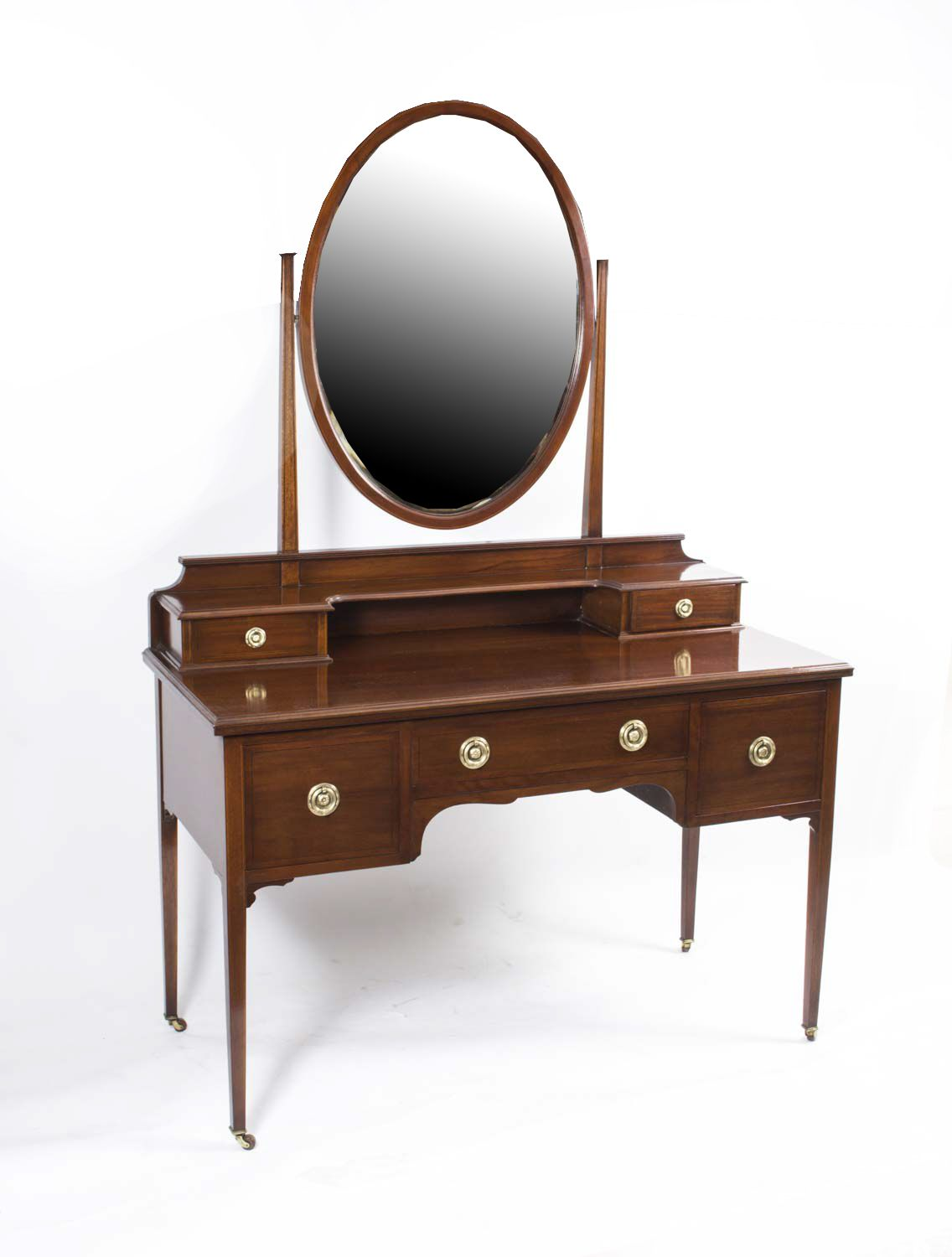 Dressing table with mirror a beautiful antique edwardian dressing table circa   dressing