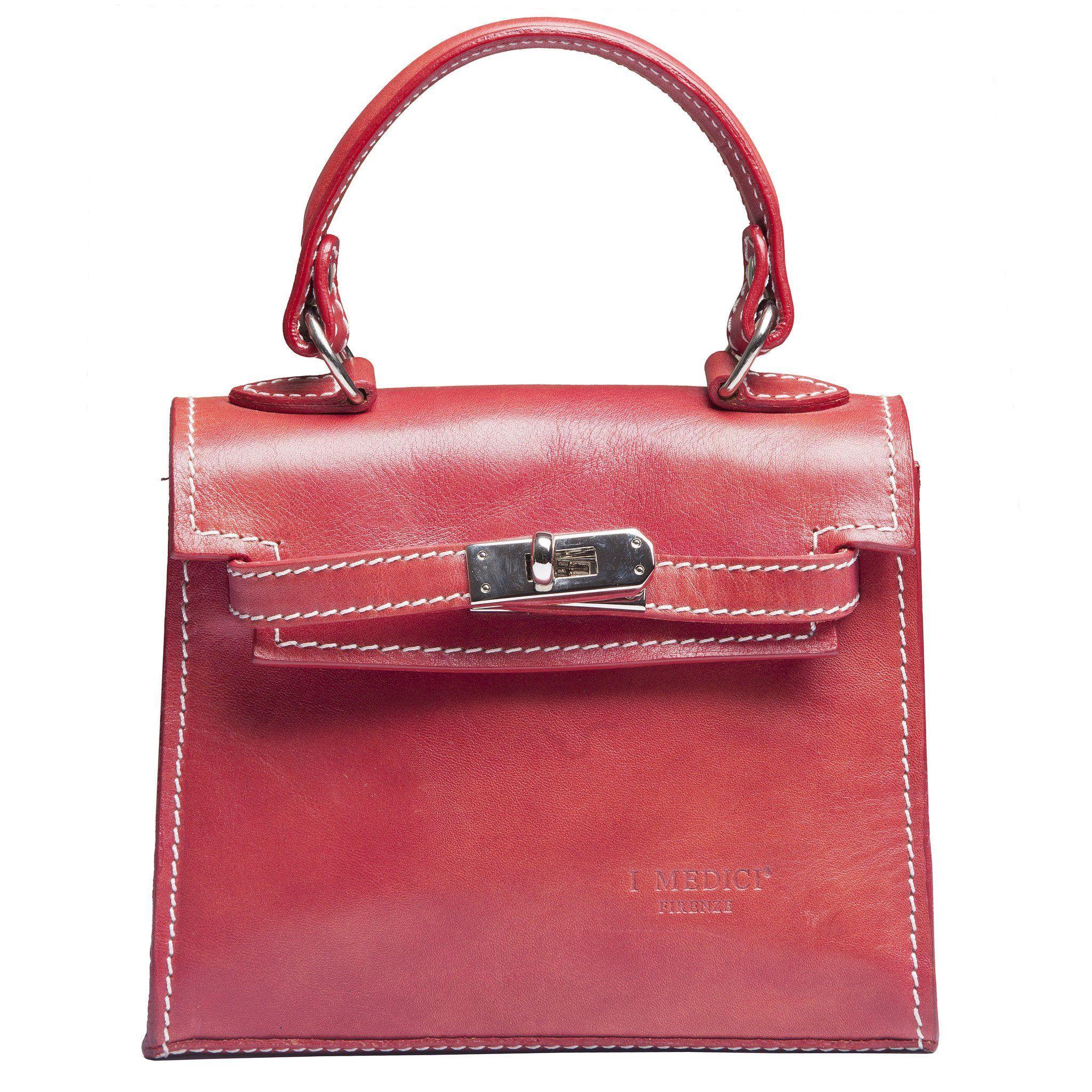 97a2a8db873d I Medici Genuine Italian Leather Handbag 1900