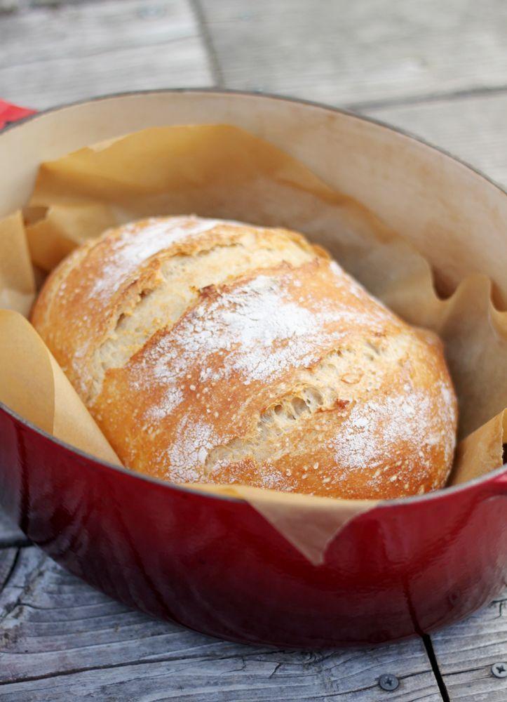 Super Simple Homemade Bread | Bread recipes homemade, Easy ...