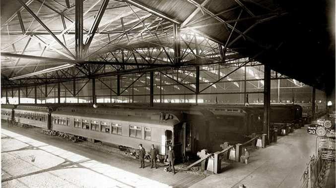 St. Louis Union Station #Trains