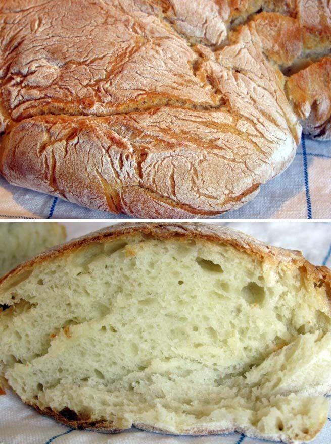 Pane Fatto in casa con patate