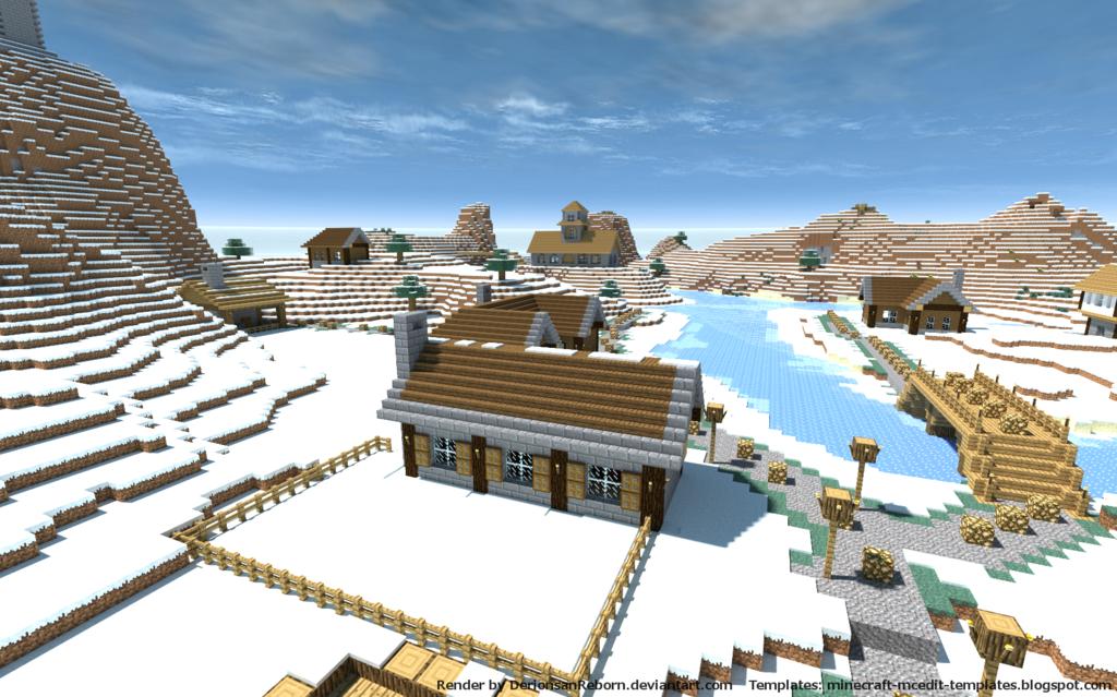 minecraft village glowstone - Recherche Google