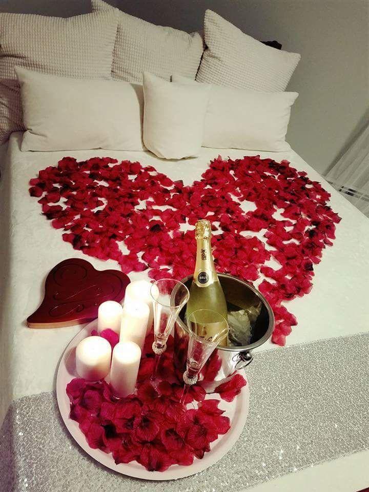 Romantic Bedroom Surprise: Classic Romantic Bedroom Kit