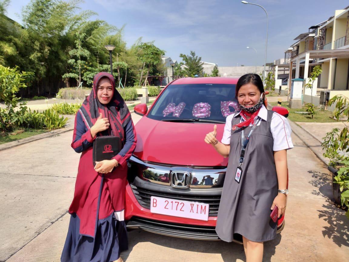 Kebahagiaan pelanggan Honda Mobil Jakarta