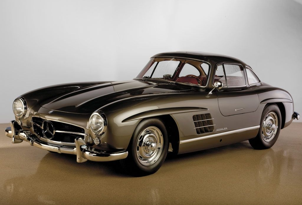 mercedes 300sl gullwing (1955-1957) | cars | pinterest | mercedes