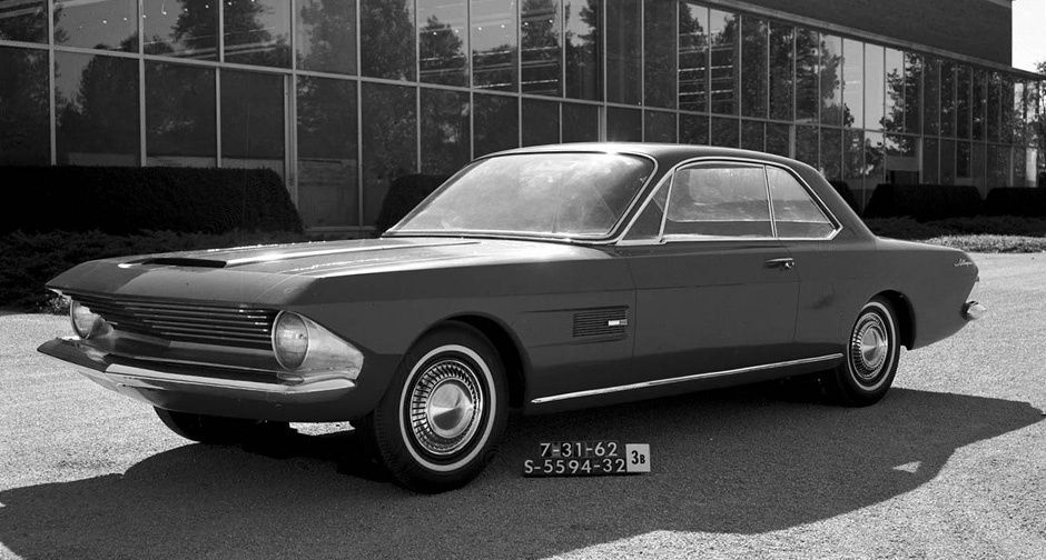 1962 Allegro Concept Ford Mustang Mustang Small Luxury Cars