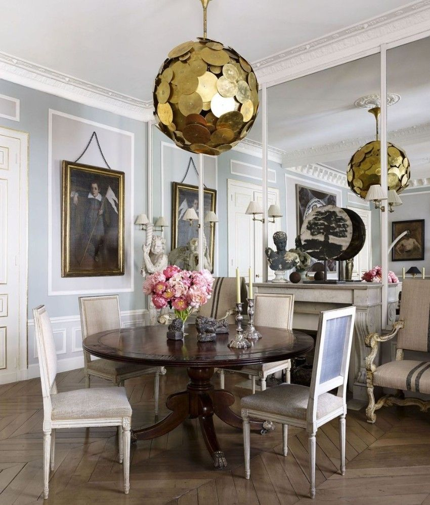 The Best Tips On How To Light A Dining Room Dining Room French French Country Dining Room Elegant Dining Room