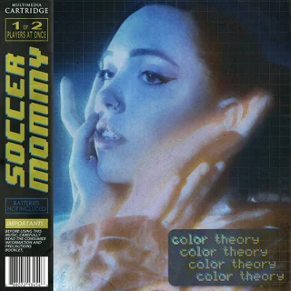 Soccer Mommy Color Theory In 2020 Color Theory Theories Album