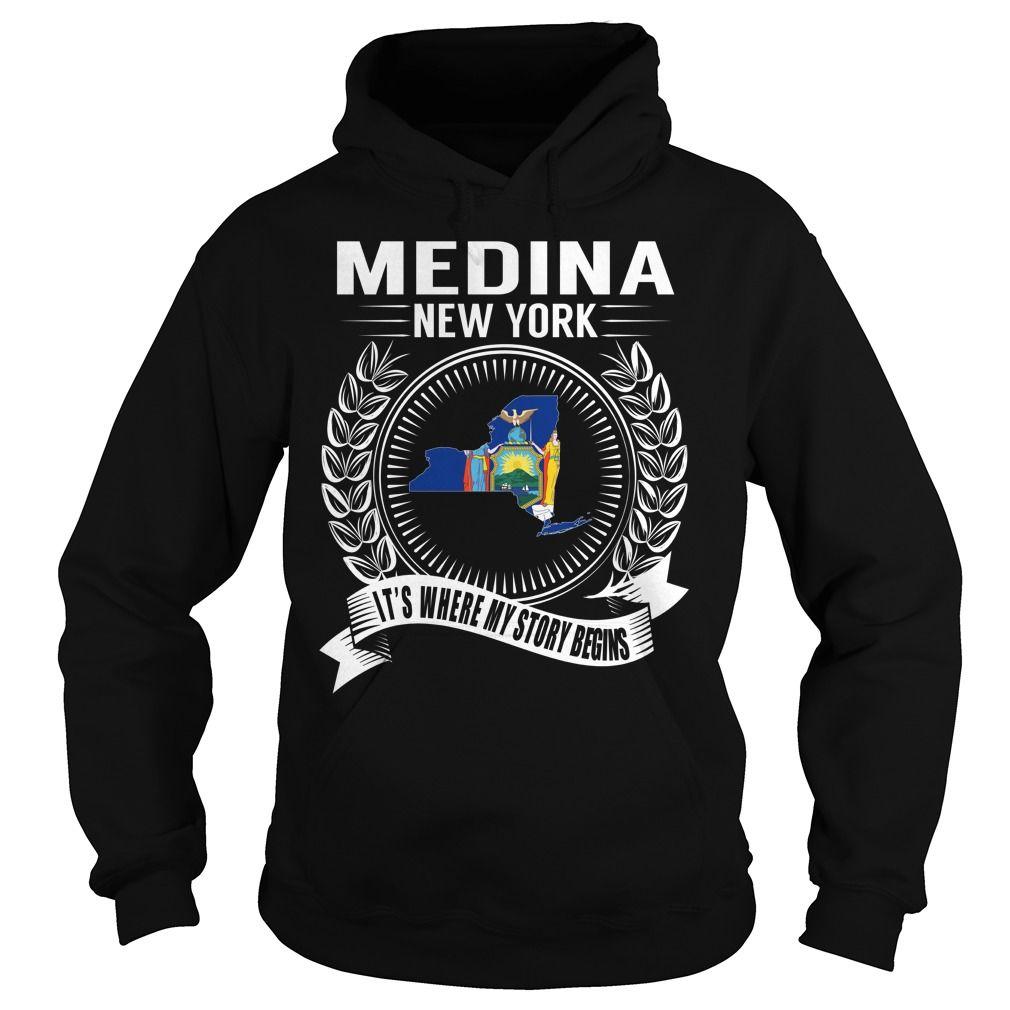 Medina, New York - Its Where My Story Begins
