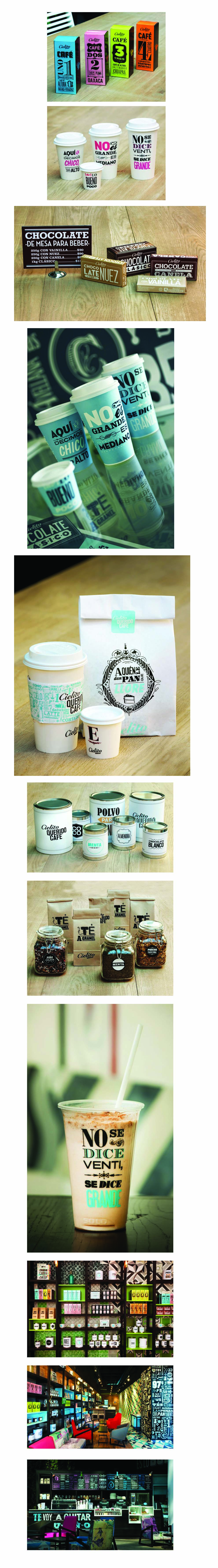 Cielito Branding and Package Design