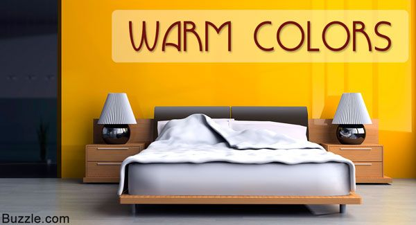 An Array of Intense and Subtle Bedroom Wall Colors - Take Your Pick ...