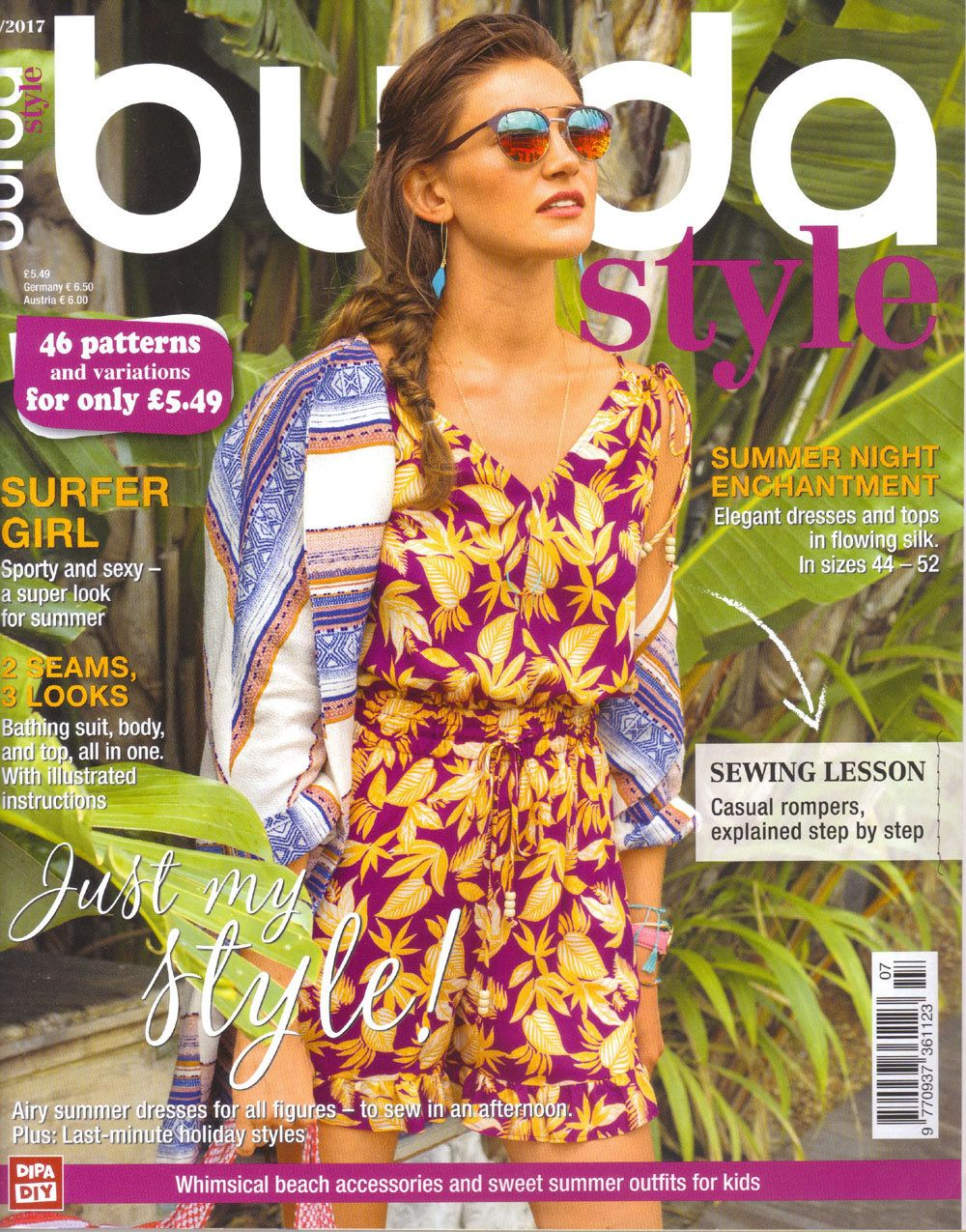 Burda style magazine 72017 english sewing patterns by burda style magazine 72017 english sewing patterns by honeyjamsuniques on etsy jeuxipadfo Image collections
