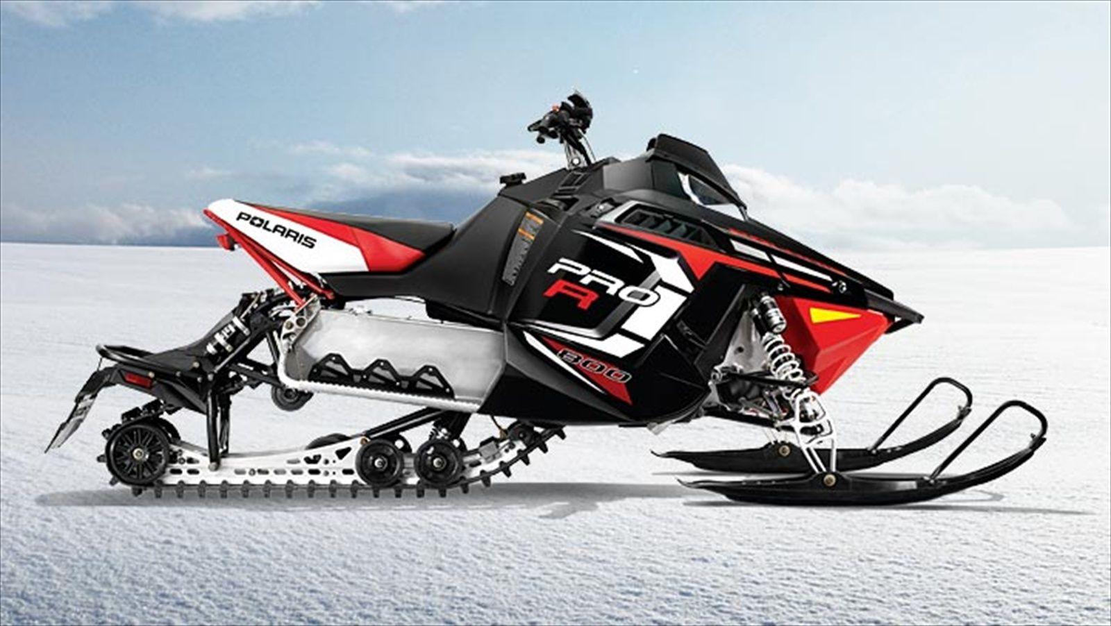 Polaris 800 rush pro r 2012