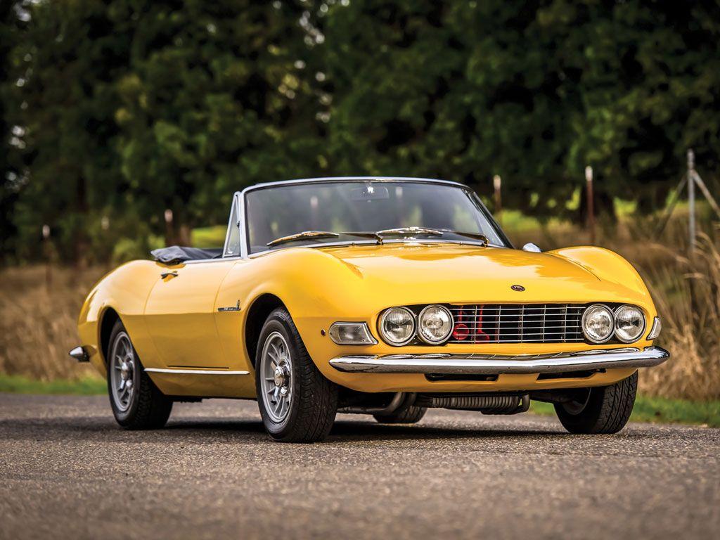 1967 Fiat Dino Spider by Pininfarina | Arizona 2015 | RM AUCTIONS ...