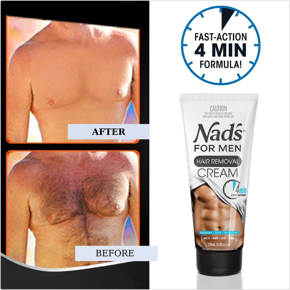 Nad S For Men Hair Removal Cream Strength Painless Cream Hair Removal 6 8 Oz Health Beauty Shaving