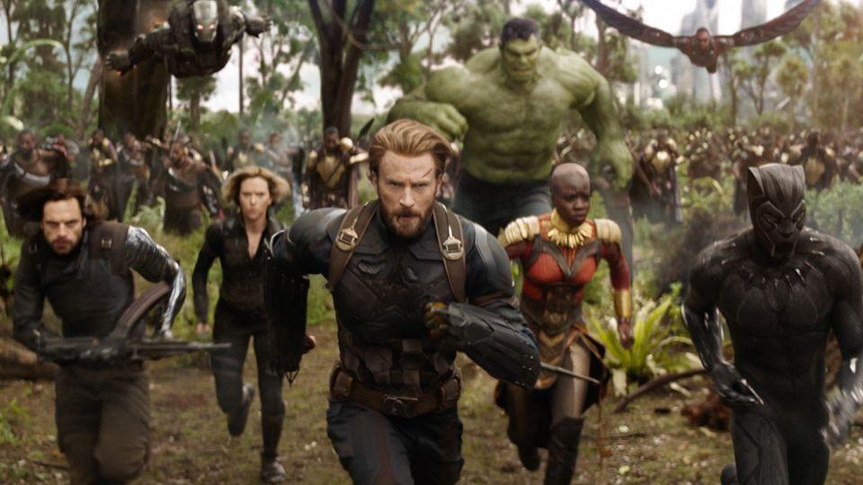 Reihenfolge Der Avengers Filme