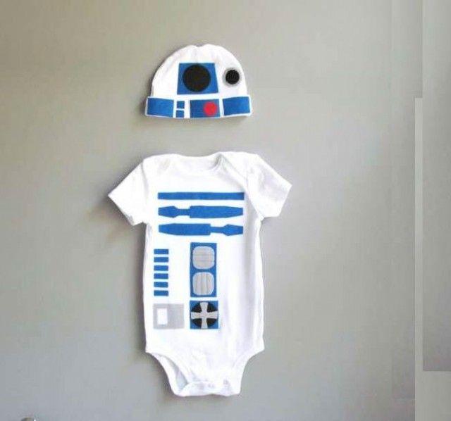 Body R2-D2 pour les bébés geeks – Fubiz™ 62ddfd8263e