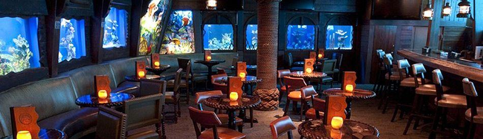 Wreck Bar & Mermaid Show (Fri.Sat. 630pm) B Ocean