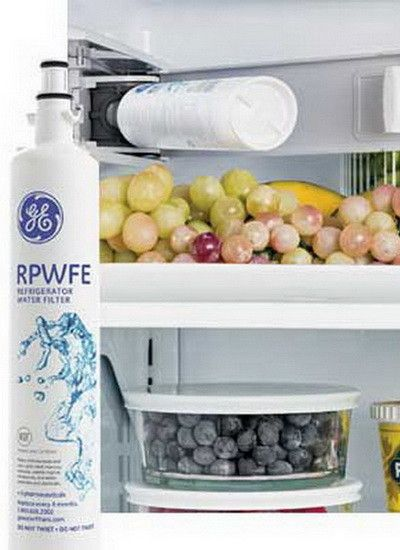 Ge Refrigerator Water Filters How Often Should I Change The Filter