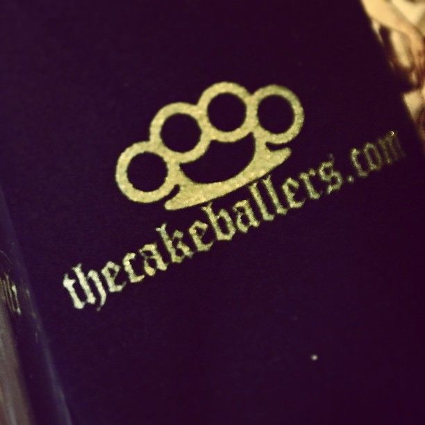 baller swag! Keep calm and baller koozie on. #thecakeballers #cakeballer #cakeballers #koozie #coldbeverage #keepitcool #swag #youknowyouwantone #knuckles #brass #badass #baller #shameless #holler #lifeisballer #cold #drink www.cakeballers.com