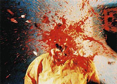Tom Savini - for G. Romero's, Dawn of the Dead
