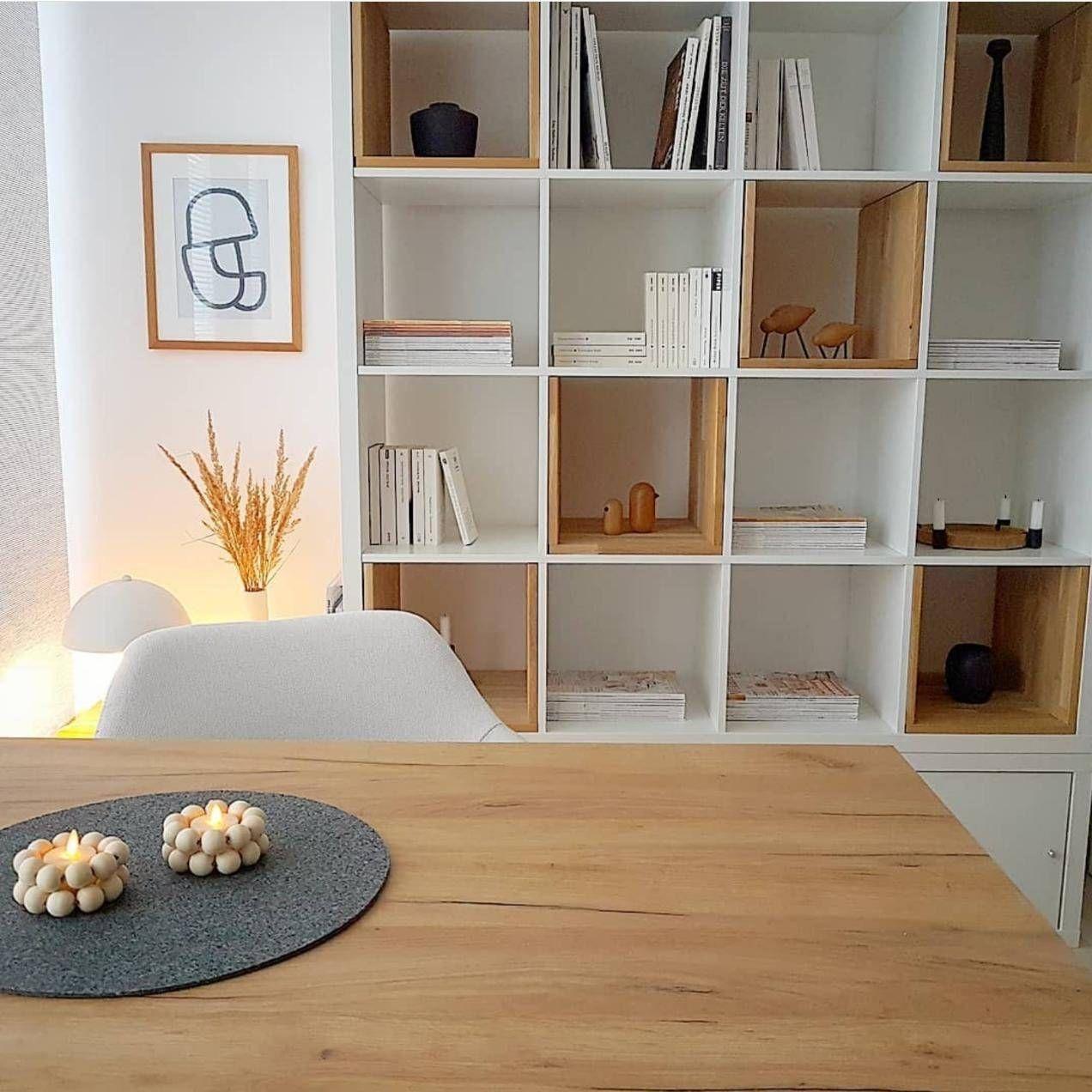 Kallax Wohnzimmer – Haus Design - #kücheumgestaltenvorhernachher
