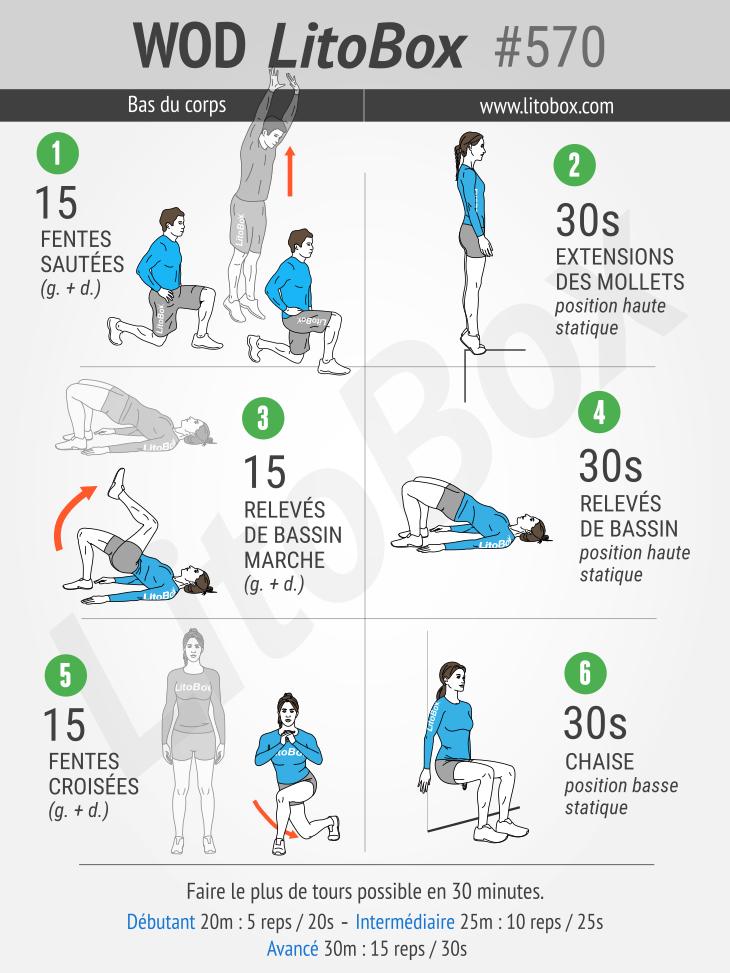 Exercices cuisses et fessiers | Muscler fessier rapidement ...