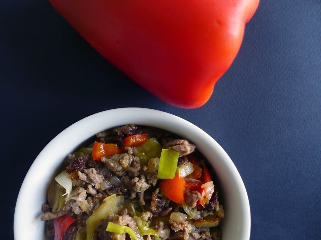 Tave Me Presh Is A Traditional Ground Beef And Leek Casserole From Albania Albanian Recipes Recipes Beef Recipes