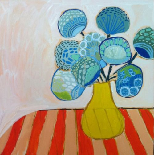 Hydrangeas by Lulie Wallace