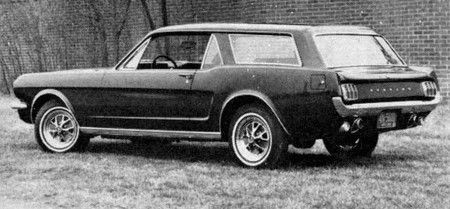 1965 Mustang Station Wagon >> Lost And Found Overflow Mustang Station Wagon Fac Mustang