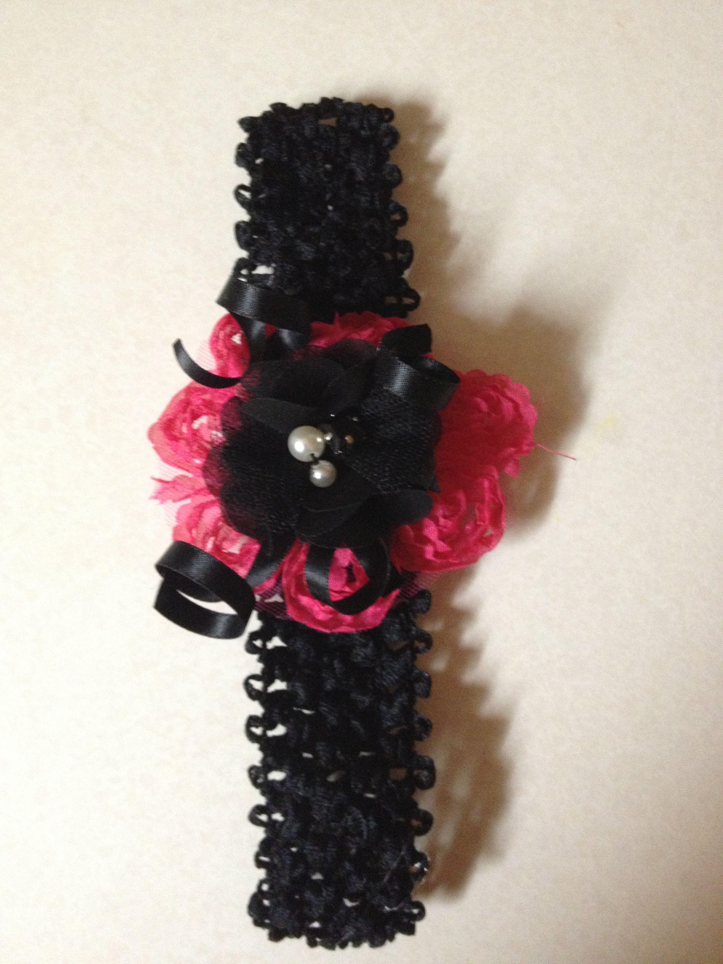 Headband that I made :)