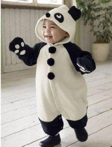 0bdc4812f 1.) Baby Panda Onesie