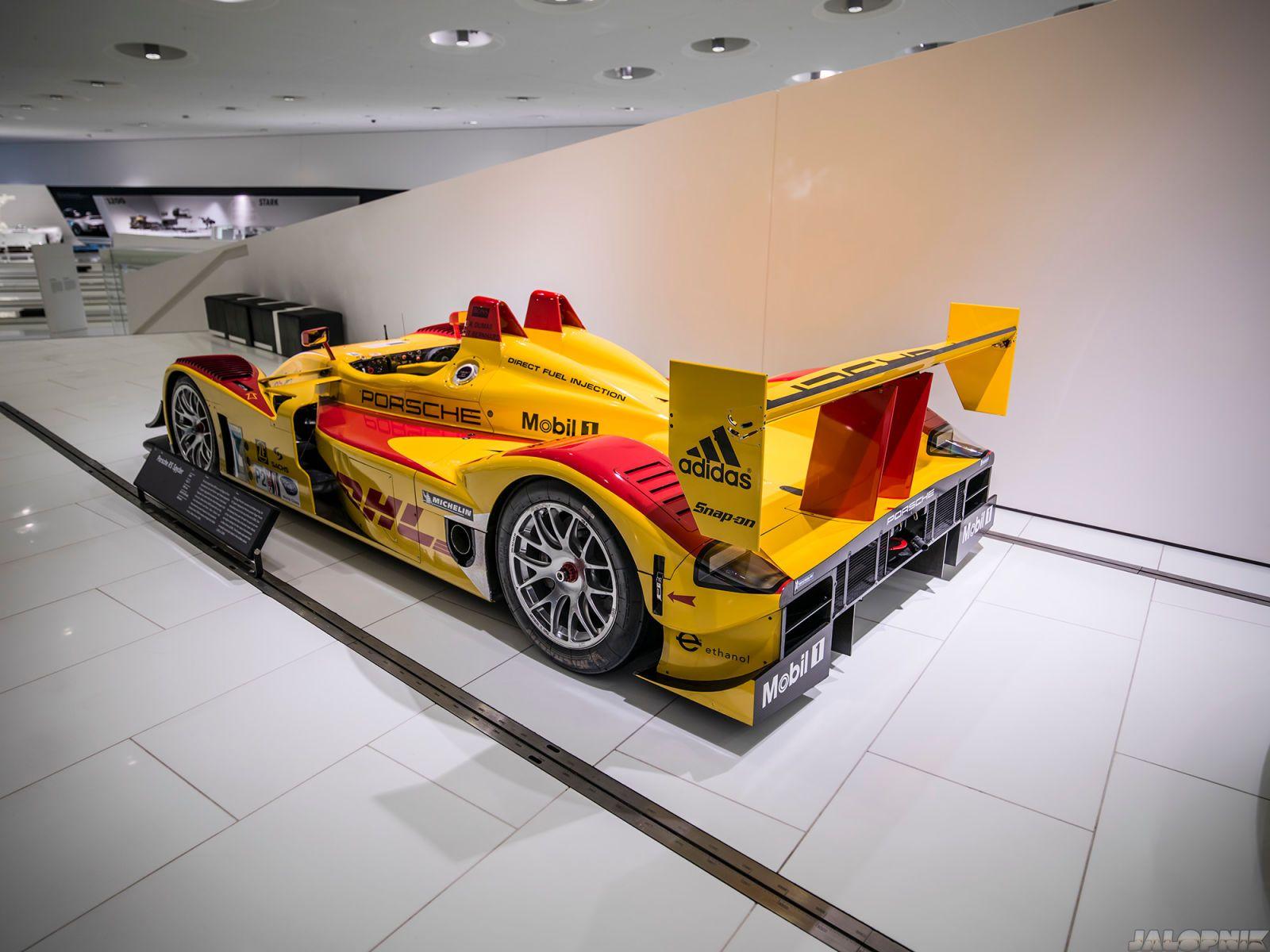 Take A Tour Of The Stunning Porsche Museum Porsche