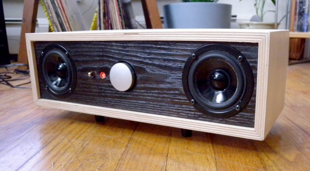 Aries Bluetooth Stereo Diy Speakers Diy Bluetooth Speaker
