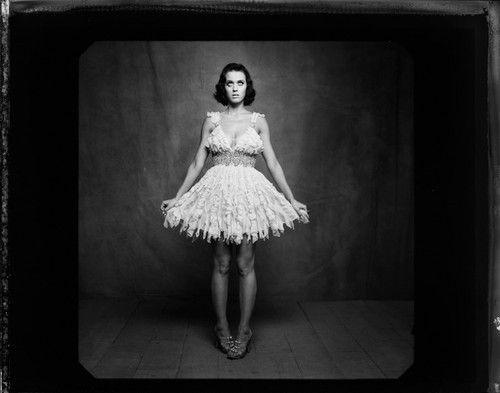 Katy rocks this dress