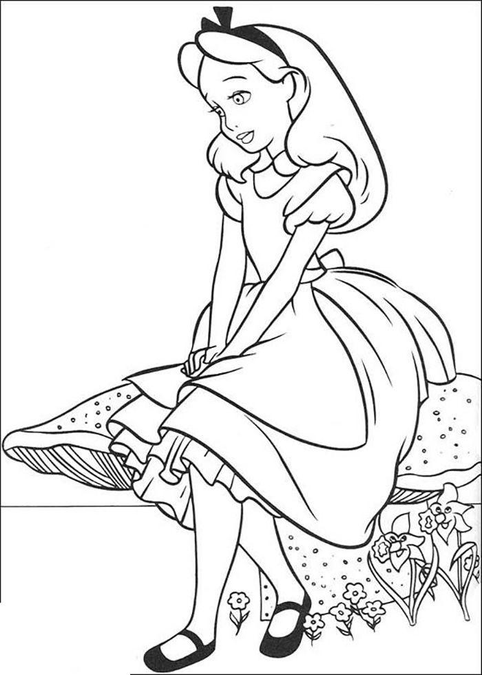 Brood Alice In Wonderland Con Imagenes Dibujos Libro De